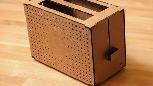 Prototypes en carton