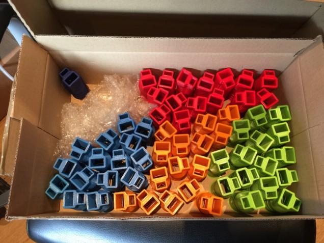 Production de 80 pièces pour iBBZ