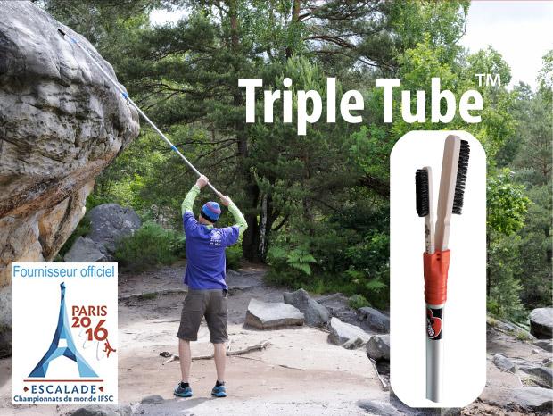 Triple tube iBBZ