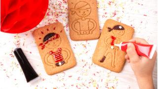 Little Lolette, Les biscuits à décorer