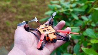 Workshop construire son propre mini-drone