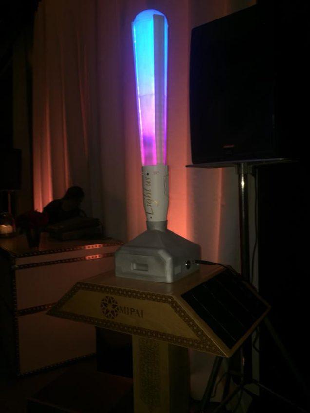 Lightus torch